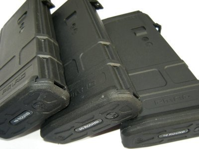 Low-Capacity Magazines