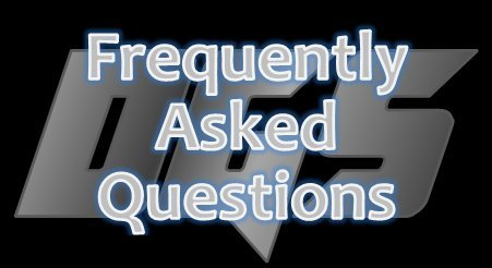 DGS Frequently Asked Questions