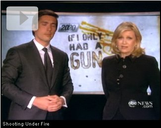 Diane Sawyer lies on national television.